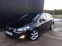 2010 (60) Vauxhall Astra 1.4 i 16v Turbo SRi 1Previous Owner, Full Service History,2 Keys, May Px