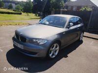 BMW 116D Sport 60 plate 2 liter diesel superb condition brand new mot full service.4set of keys