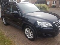 **59 Plate VW TIGUAN FOR SALE (£6800) - Only selling due to bigger car needed**
