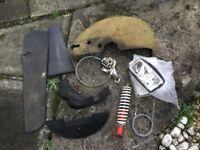 Vespa PX T5 parts job lot