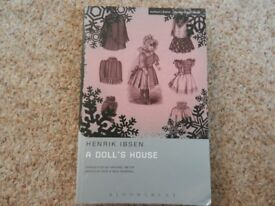 A Doll's House Student Edition - Henrik Ibsen