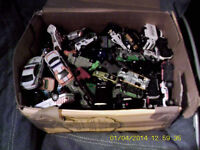 Assorted Toy Cars.