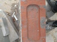 220 to250 accrington reclaimed enginerring brick excellent condition
