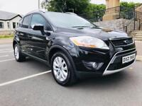 JANUARY 2010 FORD KUGA TITANIUM TDCI MOT TO MAY 2019 EXCELLENT CONDITION