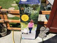 Waste Master Wheelie Waste Contaner