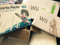 Wii consoles with Extra Grab a Bargain