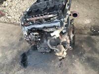 Ford transit 2.4 tdci engine euro 4 suits 2006-2012 vans jxfa/phfa/h9fb all bhp versions mark 7