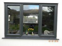 UPVC double glazed windows & frames
