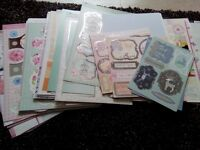 card making kits.*