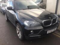2008 57reg BMW X5 3.0TD Black M Sport Alloys