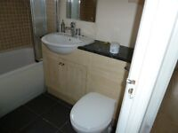 One Double Bedroom fully furnished purpose built flat to let in Northolt. Middlesex.