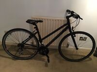 Beautiful to ride, one lady owner second hand Raleigh Strada 2 Womens Hybrid Bike