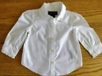 Ralph Lauren baby shirt, 12 months