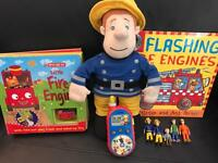 Singing Fireman Sam, Rescue receiver and more