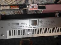 Korg PA1X Arranger Keyboard