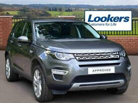 Land Rover Discovery Sport TD4 HSE LUXURY (grey) 2016-01-04