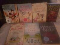 Various Mixed Job Lot Books - Marian Keyes, Sophie Kinsella etc