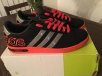 New Adidas genuine trainers size 10