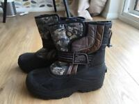 Children's Snow Boots - size 2