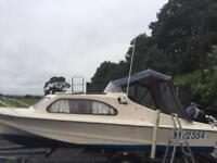 Boat Shetland 535