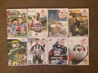 Wii Game Bundle