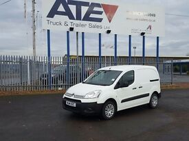 2014 -14 plate citreon berlingo 75 enterprise 1.6 hdi van 3 seats side door ex chemists plus vat