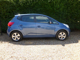 Kia Venga 2 1.4 Eco 5 door, Only 17,800 Genuine miles with full service history
