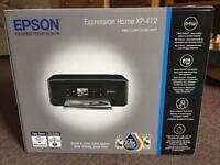 Epson Home HP412 wireless printer