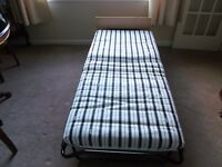 FOLD up BED as new condition only used twice