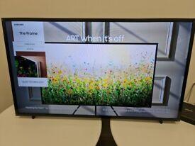 Samsung 32 Inch 'The Frame' 4K Full HD Smart HDR QLED 2020 (Model QE32LS03T)!!!