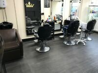 Busy Barber shop for sale PRICE REDUCED !!!!