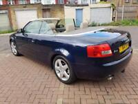 Audi A4 Cabriolet 3.0 Sport Cabriolet AUTOMATIC HISTORY+ HEATED LEATHERS