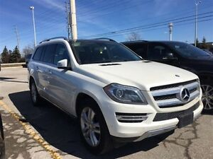 2013 Mercedes-Benz GL-Class GL 350 BlueTEC 4MATIC, Driver Assist