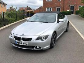 Bmw 645ci Convertible auto full loaded Px welcome Mercedes bmw audi