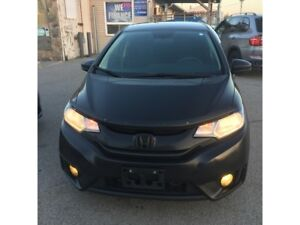 2015 Honda Fit |Back up Camera|Bluetooth| Heated seats| Alloys|