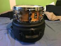 Mapex Black Panther Memphis Maple/Walnut 14x5.5 Snare Drum