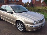 2004 JAGUAR X TYPE DIESEL 2.0 FSH LONG MOT new clutch! £1499 £1499 £1499