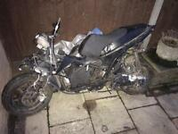 Gilera Runner 50cc 2014 project