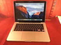 "Apple MacBook Pro A1278 13.3"" Laptop,MD313,2011, 750GB 6GB Ram, i5 Processor+WARRANTY, NO OFFERS L56"
