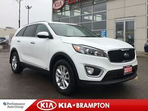 2017 Kia Sorento LX AWD BLUETOOTH ALLOYS CLEAN CARPROOF WOW!!
