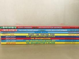 Children's Learner Book Collection