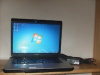 Toshiba Core Duo Laptop (wi fi ready and free Delivery)