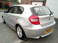 2005 BMW 120D SPORT 6SPEED 10 MONTH MOT - swap px welcome