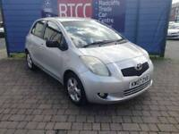 2007 (07reg), Toyota Yaris 1.3 T Spirit Multimode 5dr Hatchback, AA COVER & AU WARRANTY, £2,595 ono