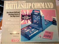 V-TECH TALKING BATTLESHIP COMMAND GAME
