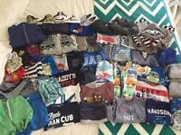 Boys' Clothes Bundle (2-3 Years)