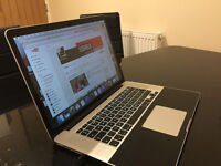 "Late 2013 MacBook Pro Retina 15"" (Excellent condition)"