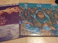 Blue Oyster Cult 2 x Vinyl LP's Excellent Condition.