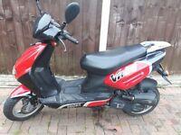 Yiben Meiduc 50cc moped
