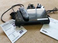 Hitachi Digital Tv Recorder 500 gig hard drive very good con £13 pick up HU12 9QN Thorngumbald